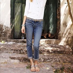 Anthropologie Pilcro Hyphen Relaxed Fit Jeans
